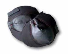 Ausonia usnjeni ščitniki za kolena