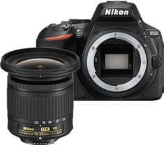 Nikon D5600 + 10-20 AF-P VR + Cashback 2500 Kč!