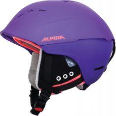 Alpina Sports Spice royal-purple matt 52-56
