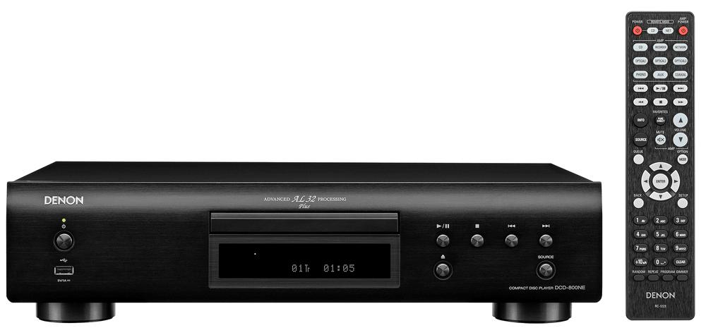 Denon DCD-800NE, černá