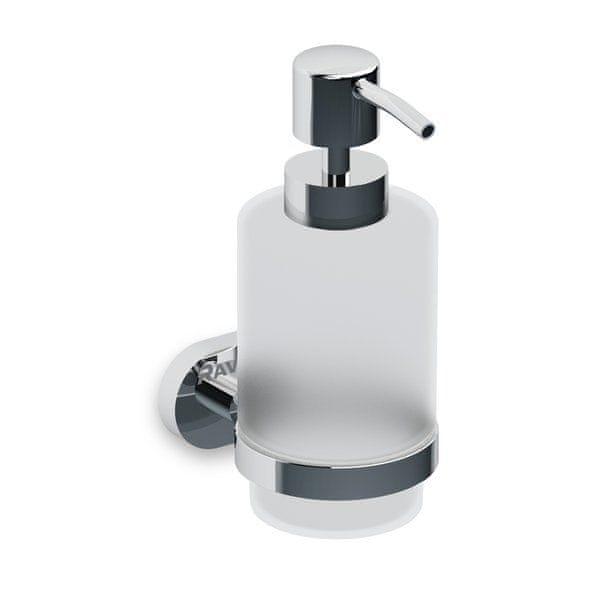 Ravak CR 231 Dávkovač na mýdlo (sklo)