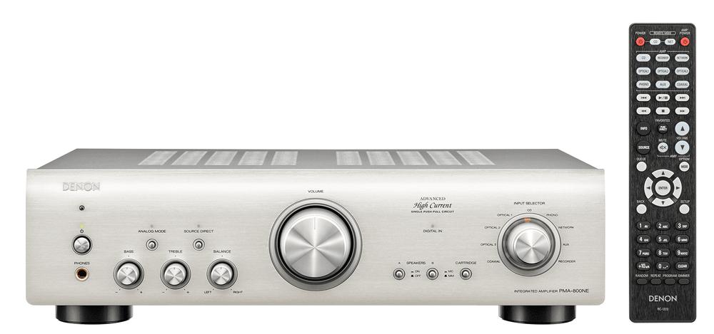 Denon PMA-800NE, stříbrná