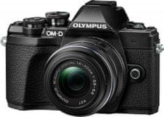 Olympus digitalni brezzrcalni fotoaparat OM-D E-M10 Mark III + 14-42 II R + 40-150 R