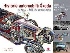 Dufek Jiří, Králík Jan,: Historie automobilů Škoda od roku 1905 do současnosti