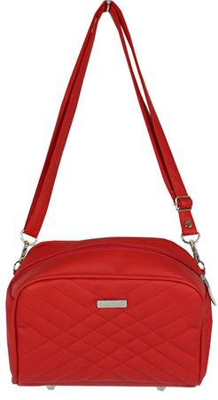3bbfa1fb03 Dara bags Červená kabelka Miss Kiss no.4 - Parametry