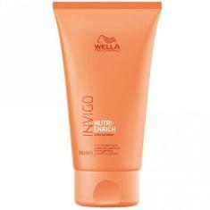 Wella Professional Bezoplachový krém proti krepatění pro suché a poškozené vlasy Invigo Nutri-Enrich (Frizz Control Cre