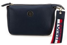 Tommy Hilfiger Kabelka Charming Tommy Flap Crossover Navy/Corp Stripe