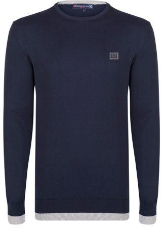 Značka  Giorgio Di Mare Náš kód  1285514005. pánský svetr XXL tmavě modrá ffba5ba363