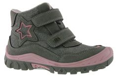 V+J dívčí zimní kotníkové boty
