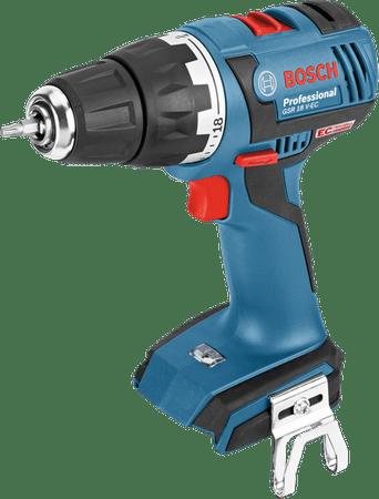 BOSCH Professional akumulatorski vrtalni vijačnik GSR 18 V-EC (06019E8100)