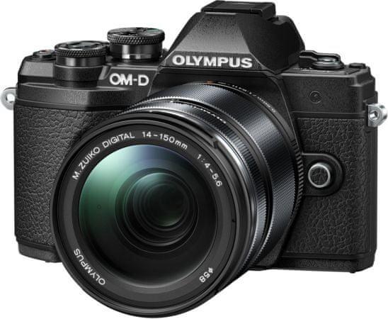 Olympus OM-D E-M10 Mark III + 14-150 mm Black