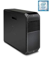 HP namizni računalnik Z2 G4 TWR Xeon E-2136/16GB/SSD256GB/P2000/W10ProWS+ (4RW89EA#ABB)