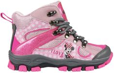 Disney dívčí outdoorové boty Minnie