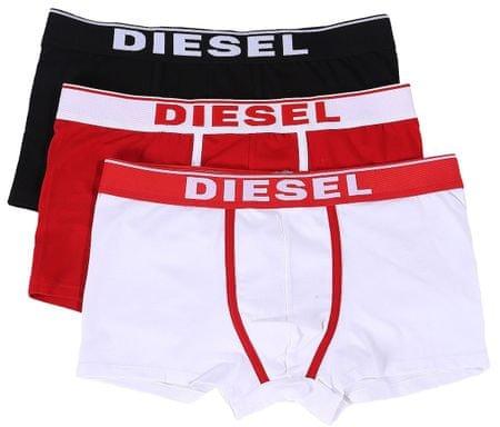 Diesel trojité balení pánských boxerek Damien S vícebarevná  9fff233e3a