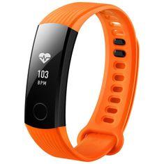 Honor fitnes zapestnica Band 3, oranžna