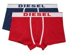 Diesel dvojité balení pánských boxerek Damien