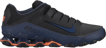 Nike buty do biegania męskie Men'S Reax 8 Tr Training Shoe/Black/Thunder Blue-Hyper Crimson 42,5