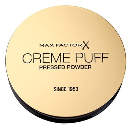 Max Factor puder Creme Puff mattifying powder 05 Translucent, 21 g