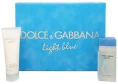 Dolce & Gabbana Light Blue - EDT 25 ml + tělový krém 50 ml