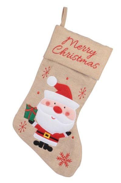 3993e9f79a3 Kaemingk Vánoční punčocha