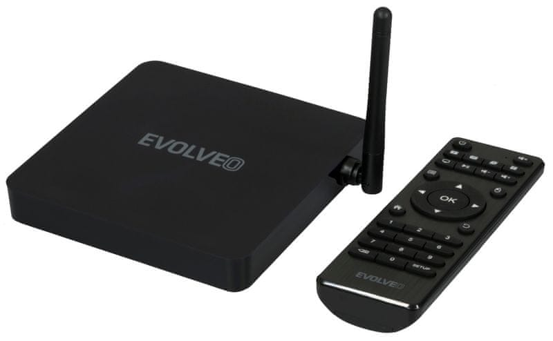 Evolveo MultimediaBox M8