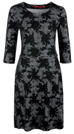s.Oliver dámské šaty 34 černá