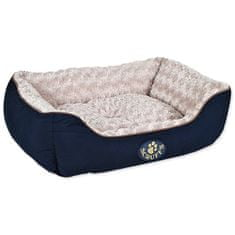 Scruffs Wilton Box Bed modrý