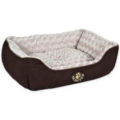 Scruffs Wilton Box Bed hnědý