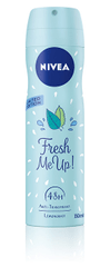 Nivea Antiperspirant v spreji Fresh Me Up 150 ml