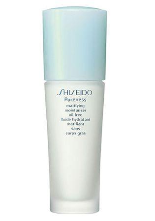 Shiseido Matujúci hydratačný fluid Pureness (Matifying Moisturizer Oil-Free) 50 ml