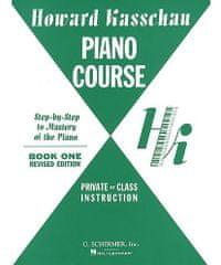 KN Piano Course Book 1 Škola hry na klavír