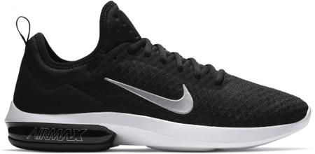Nike moške superge Men'S Air Max Kantara Running Shoe/Black/Metallic Silver-Cool Grey, 41