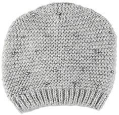 s.Oliver dámská šedá čepice