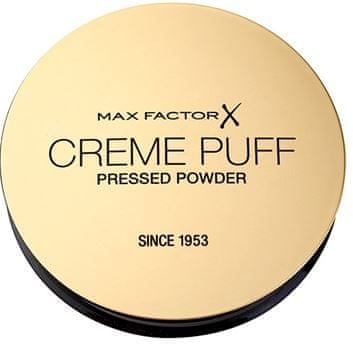 Max Factor puder Creme Puff, odtenek 53 - Tempting Touch, 21 g