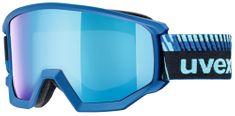 Uvex ATHLETIC FM cobalt met mat/litemirror blue (4030)