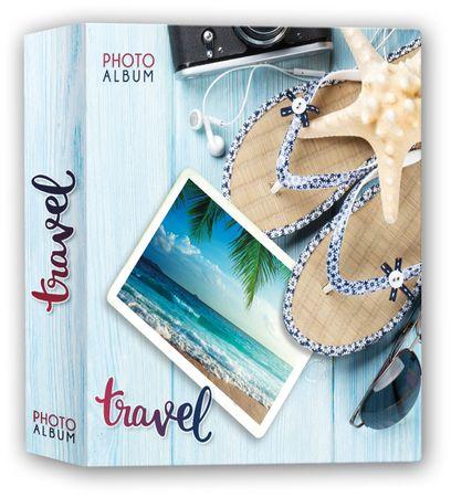 ZEP foto album Travel 13x19 cm, 200 slik