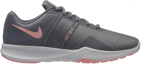 Nike ženske superge City Trainer 2 Women'S Training Shoe/Cool Grey/Oracle Pink-Wolf Grey, 36,5