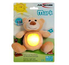 Ansmann Nočna lučka medvedek Mark