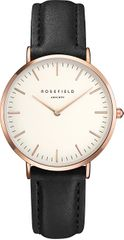 Rosefield The Tribeca White-Black-Rosegold
