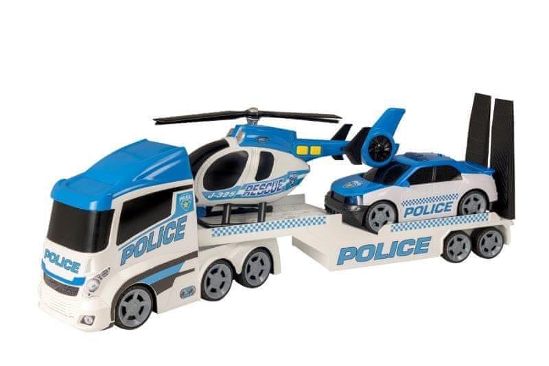 Halsall Teamsterz přeprava policejní helikoptéry