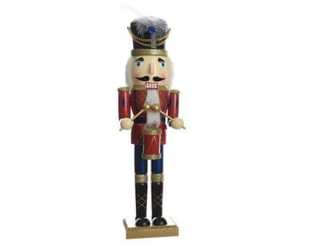 Kaemingk Louskáček figurka s bubínkem