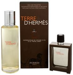 ab2be88608 Hermès Terre D` Hermes - EDT 30 ml (plnitelná) + EDT 125 ml