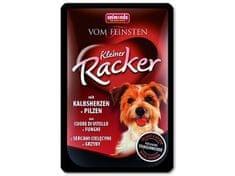 Animonda Vom Feinsten Kleiner Racker kapsička telecí srdce+houby 85 g