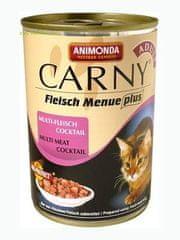 Animonda Carny konzerva pro kočky masový koktejl 400g