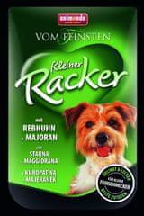 Animonda Vom Feinsten Kleiner Racker kapsička koroptev+majoránka 85g