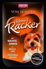 Animonda Vom Feinsten Kleiner Racker kapsička křepelka+hruška  85g