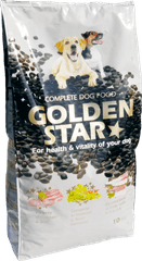 Golden Star Granulované krmivo Golden Star 10kg