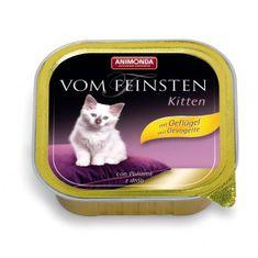Animonda Vom Feinsten Kitten paštika pro koťata kuřecí 100g