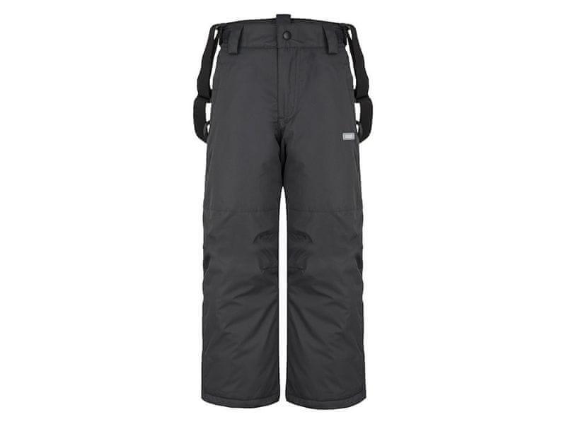 Loap dětské lyžařské kalhoty Flops 134/140 černá