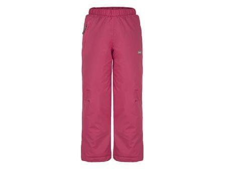Loap dekliške smučarske hlače Fifo, 112/116, roza
